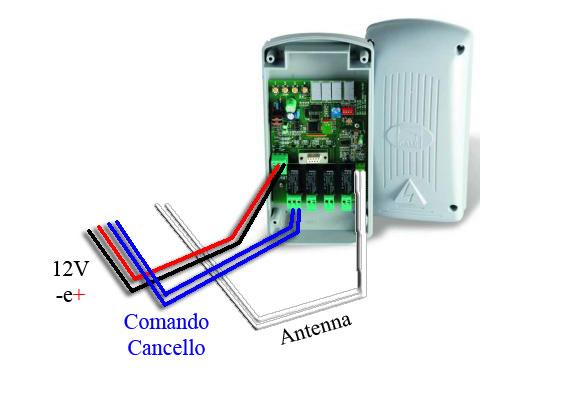 Schema Elettrico Za2 Came : Schema elettrico centralina came fare di una mosca
