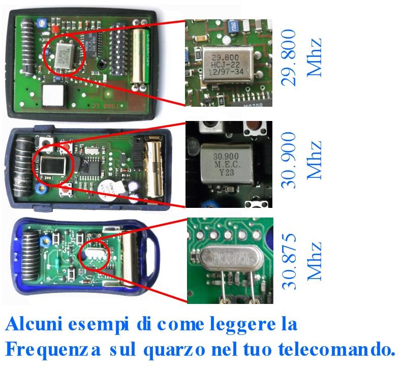 Telecomandi A Codice Fisso Il Blog Del Telecomando Di Gianfranco